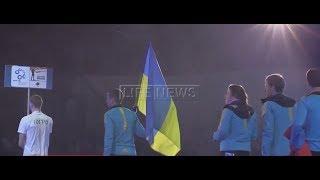 Download Украинская биатлонистка запела гимн России на этапе Кубка мира в ХМАО Video
