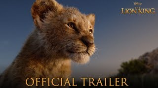 Download The Lion King Official Trailer Video