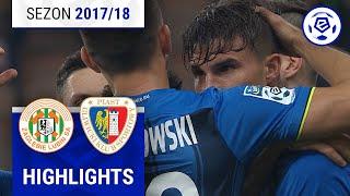 Download Zagłębie Lubin - Piast Gliwice 2:2 [skrót] sezon 2017/18 kolejka 13 Video