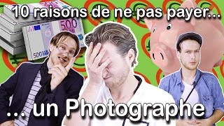Download 10 raisons de ne pas payer un photographe Video