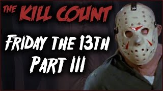 Download Friday the 13th Part 3 (1982) KILL COUNT Video