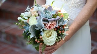 Download Creating My First Wedding Bouquet Video
