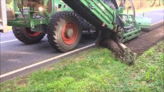 Download The Verger - VicRoads - Road Shoulder Cutting / Removal Video