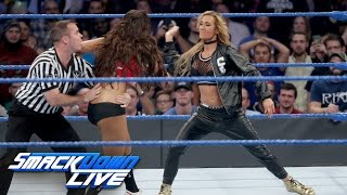 Download Nikki Bella looks to knock the crown off The Princess of Staten Island: SmackDown LIVE, Nov 29, 2016 Video