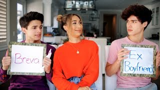 Download Who Knows Me Better?! My ″Boyfriend″ or His Best Friend! | MyLifeAsEva & Brent Rivera Video