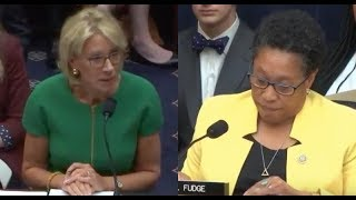 Download Congresswoman Stunned At Betsy Devos's Inability To Answer Basic Questions Video