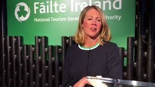 Download Niamh O'Shea speaks at Fáilte Ireland's Customer Experience Summit Video