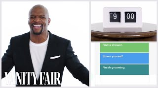 Download Everything Terry Crews Does in a Day | Vanity Fair Video