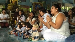 Download Thailand Turns to Dolls for Good Luck Video