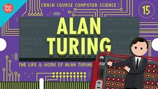 Download Alan Turing: Crash Course Computer Science #15 Video