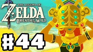 Download Thunder Helm! Gerudo Quests! - The Legend of Zelda: Breath of the Wild - Gameplay Part 44 Video