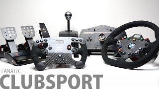 Download FANATEC CLUBSPORT | SIM RACING Video