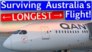 Download QANTAS: Perth to London 787 BUSINESS CLASS Video