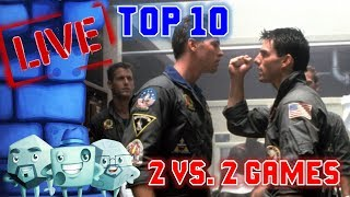 Download Top 10 Two vs. Two Games Video