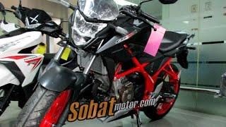 Download All New Honda CB150R StreetFire Special Edition ( Hitam - Raptor Black ) - Sobatmotor Video