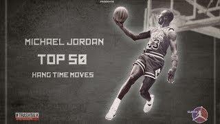 Download MICHAEL JORDAN TOP 50 HANG TIME Video