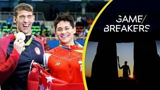 Download Joseph Schooling - The Michael Phelps Fan Who Beat Him at the Olympics   Game Breakers Video