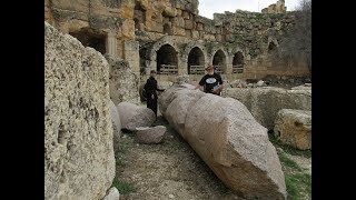 Download Megalithic! Astonishing Ancient Baalbek Lebanon Full Video Video
