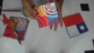 Download Portavasos con servilletas super sencillo Video