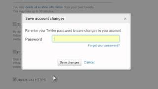 Download Twitter - How to secure your Twitter account with HTTPS Video