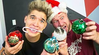 Download WARNING: Do Not MICROWAVE Christmas Ornaments! Video