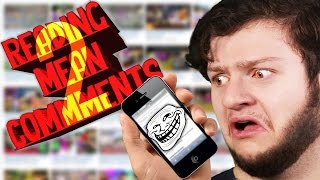 Download READING MEAN COMMENTS 2! (WARNING EXPLICIT LANGUAGE!) Video