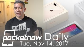 Download iPhone X Plus in 2018, Samsung Galaxy S9+ odd specs & more - Pocketnow Daily Video
