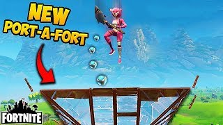Download 5000 IQ NO FALL DMG TRICK! - Fortnite Funny Fails and WTF Moments! #163 (Daily Moments) Video