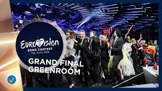 Download Emotions in the greenroom during the Grand Final of the 2019 Eurovision Song Contest Video