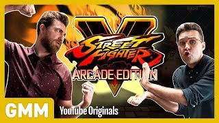 Download Let's Fight Street Fighter 5: Arcade Edition Video