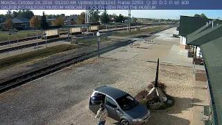 Download Galesburg Railroad Museum South Camera 2 Video