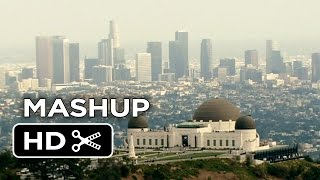 Download Los Angeles in the Movies - Movie Mashup HD Video