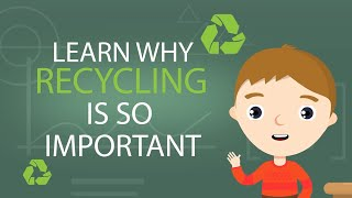 Download Recycling for Kids-Recycling Facts for Kids-Why is Recycling Important-Importance of Recycling Video