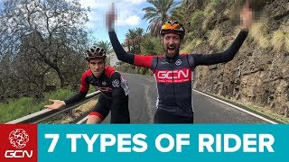 Download 7 Types Of Road Cyclists We All Know Video