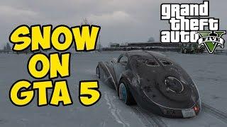 Download GTA 5 - СНЕГ В ГТА 5 - Snow on GTA V [Official Mode] Чит-код Video