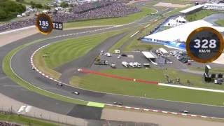 Download A Bird's Eye View of Silverstone | British Grand Prix 2016 Video