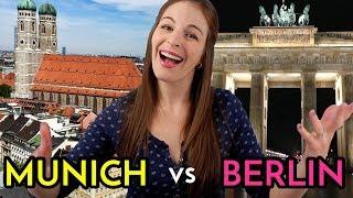 Download MUNICH VS. BERLIN by an American! Video
