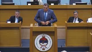 Download Milorad Dodik u burnom sukobu sa Draskom i Jelenom (BN Televizija 2019) HD Video