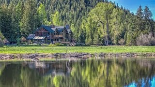 Download Thunder Mountain Wildlife Estate in Moyie Springs, Idaho Video