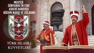 Download Mehter Dünyanın En Eski Askeri Bandosu - Hücum Marşı ve Gülbang Video