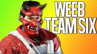 Download WEEB TEAM SIX | Rainbow Six Siege Video