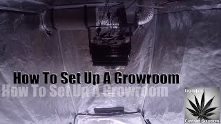 Download How To Set Up A Growroom LIKE A BEAST! Video