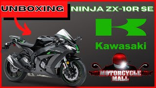 Download 2018 Kawasaki Ninja ZX-10R SE | Unboxing Video