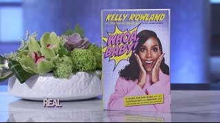 Download How Motherhood Inspired Kelly Rowland's New Book Video