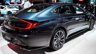 Download Hyundai Sonata (2020) - Interior and Exterior Walkaround Video