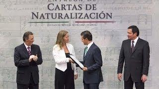 Download Entrega de Cartas de Naturalización Video