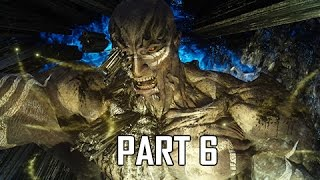 Download Final Fantasy 15 Walkthrough Part 6 - TITAN (FFXV PS4 Pro Let's Play Commentary) Video