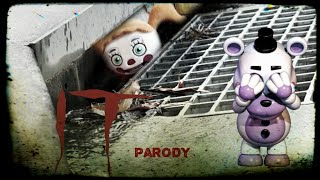 Download FNAF Plush SHORT: IT parody Video
