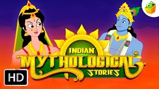 Download Indian Epic Stories for Kids | Children Animated Full Movie in HD | Fairy Tales & Mythological Show Video