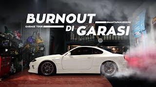 Download CARVLOG: Garage Tour + Burnout di Garasi Video